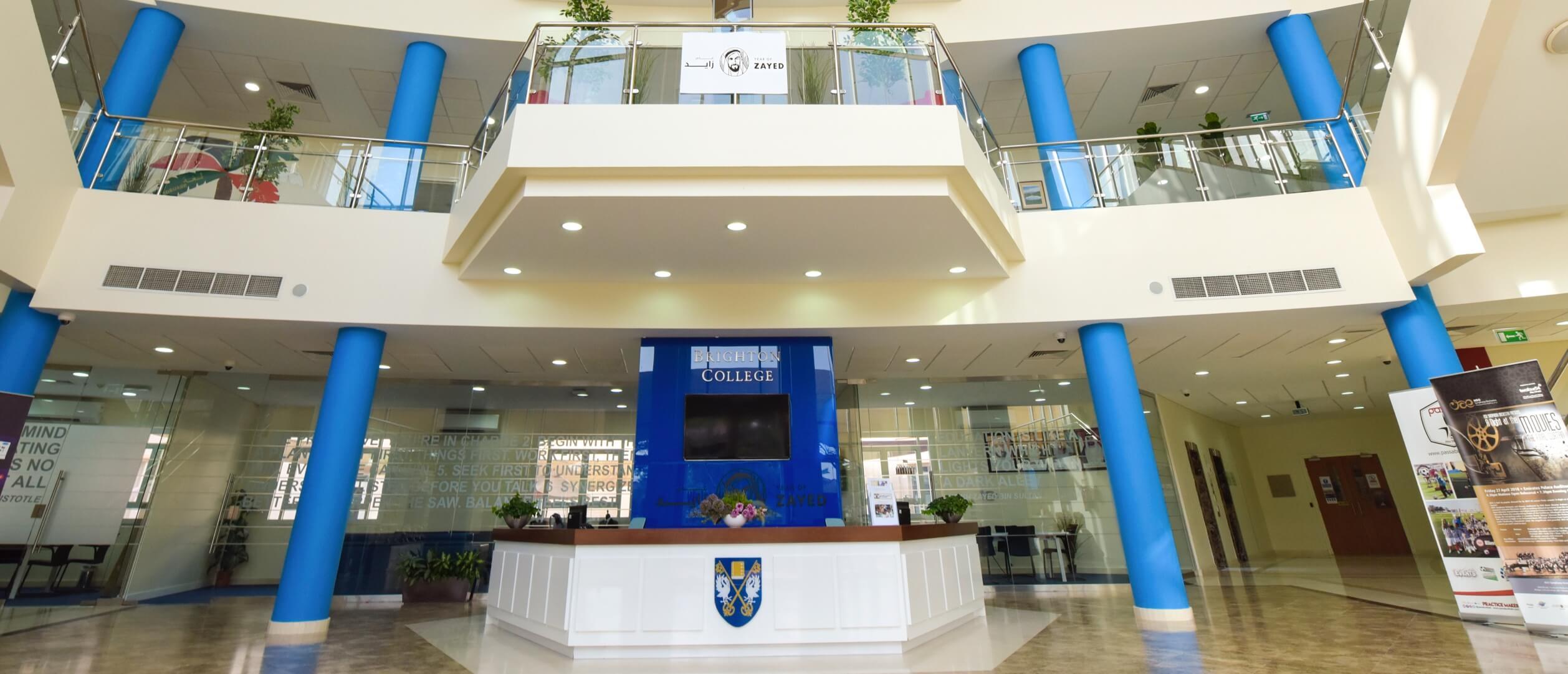 Brighton College Abu Dhabi Reception.jpg